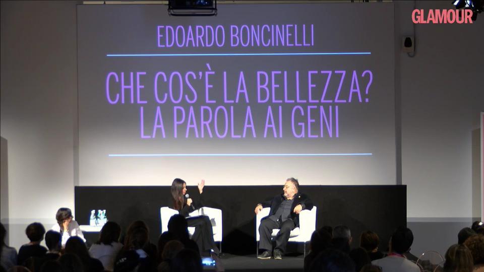 GBS Edoardo Boncinelli: Cos'è la bellezza? La parola ai geni