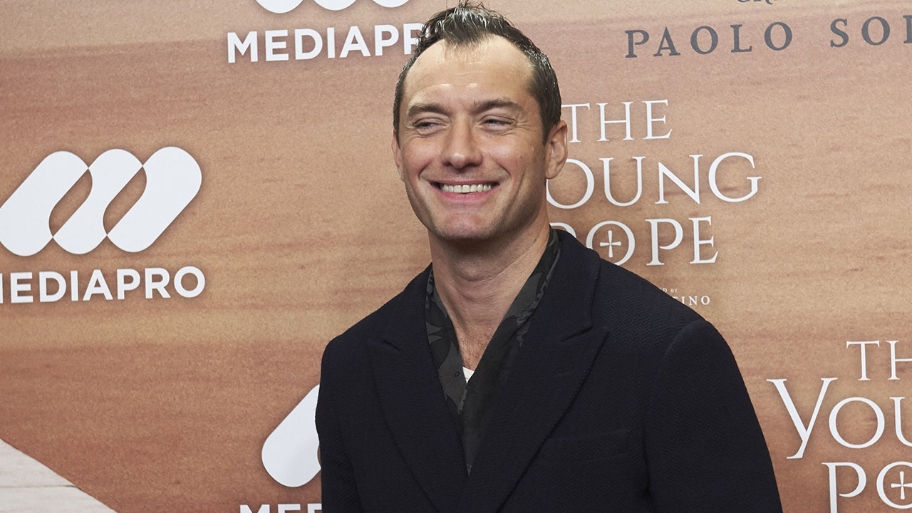 Jude Law accende l'Empire State Building (per una buona causa)
