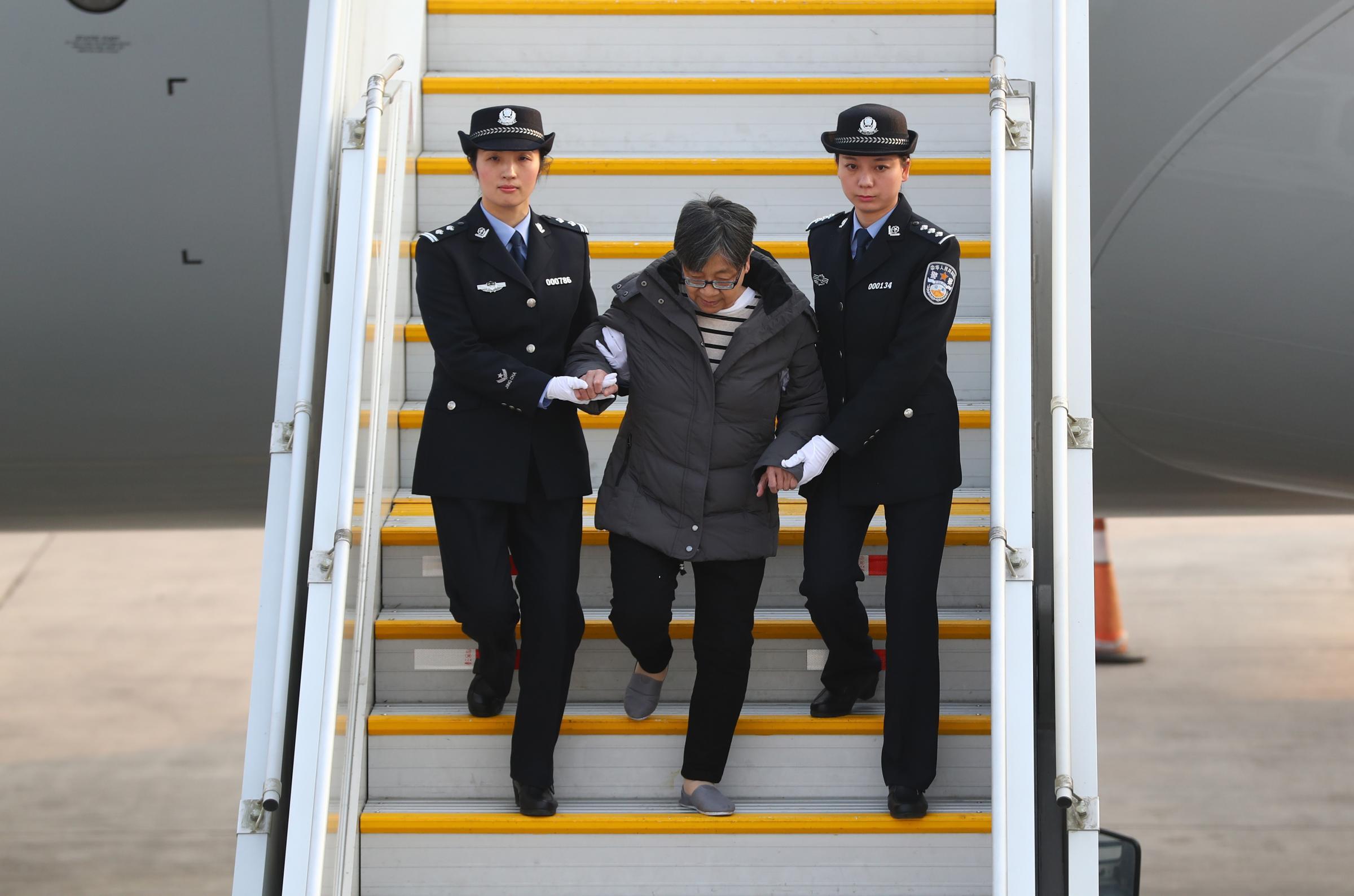 Arrestata la donna pi� ricercata della Cina