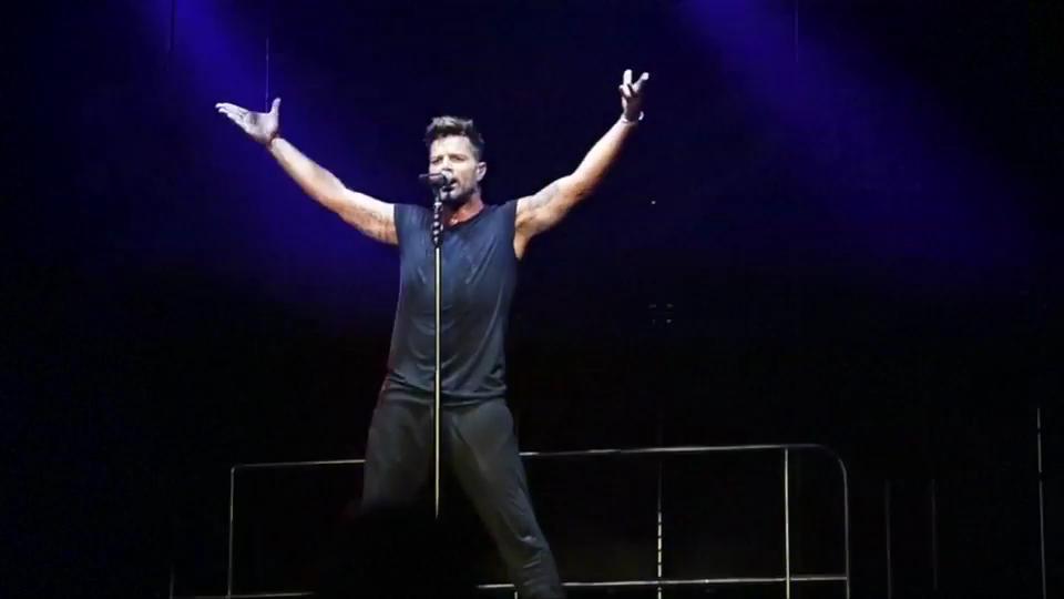 Ricky Martin � pronto a difendere i diritti di tutte le minoranze
