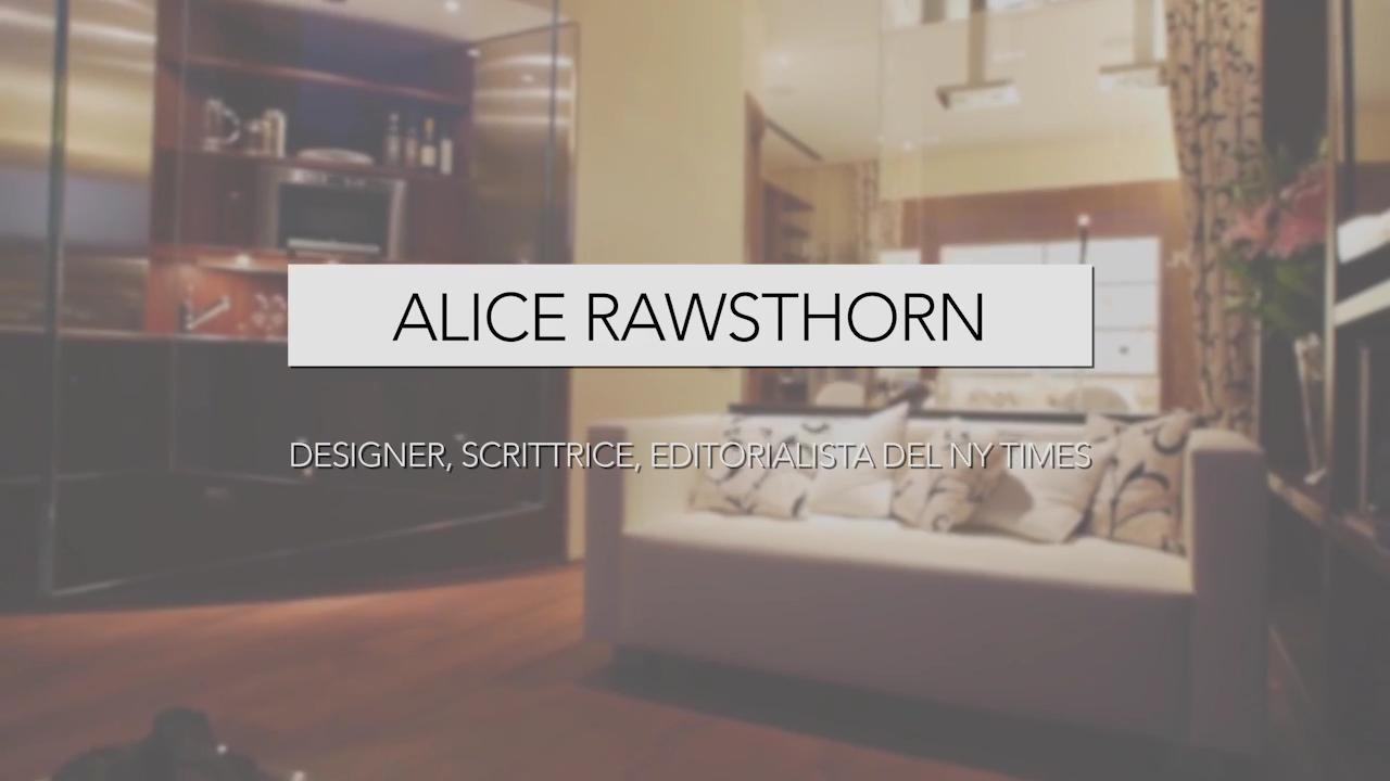 Wired Innovation House: Alice Rawsthorn