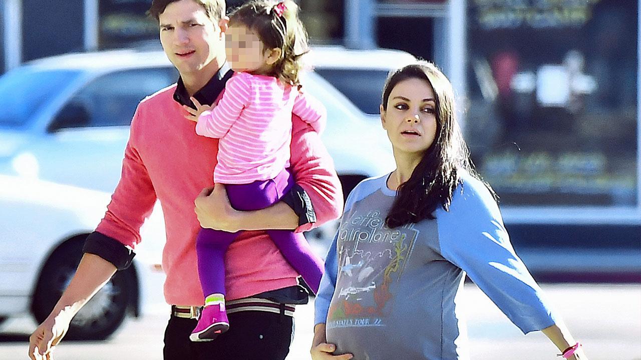 Mila Kunis e Ashton Kutcher: Baby N 2!