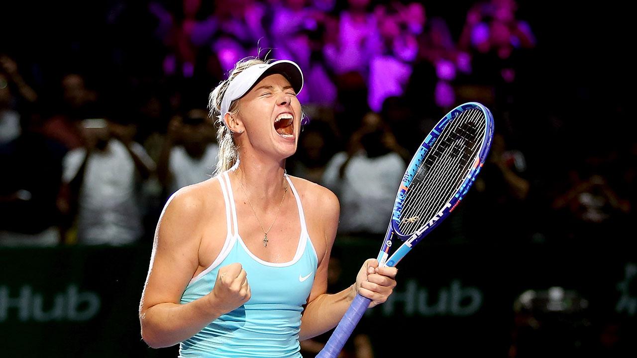 Maria Sharapova torna al successo a Stoccarda