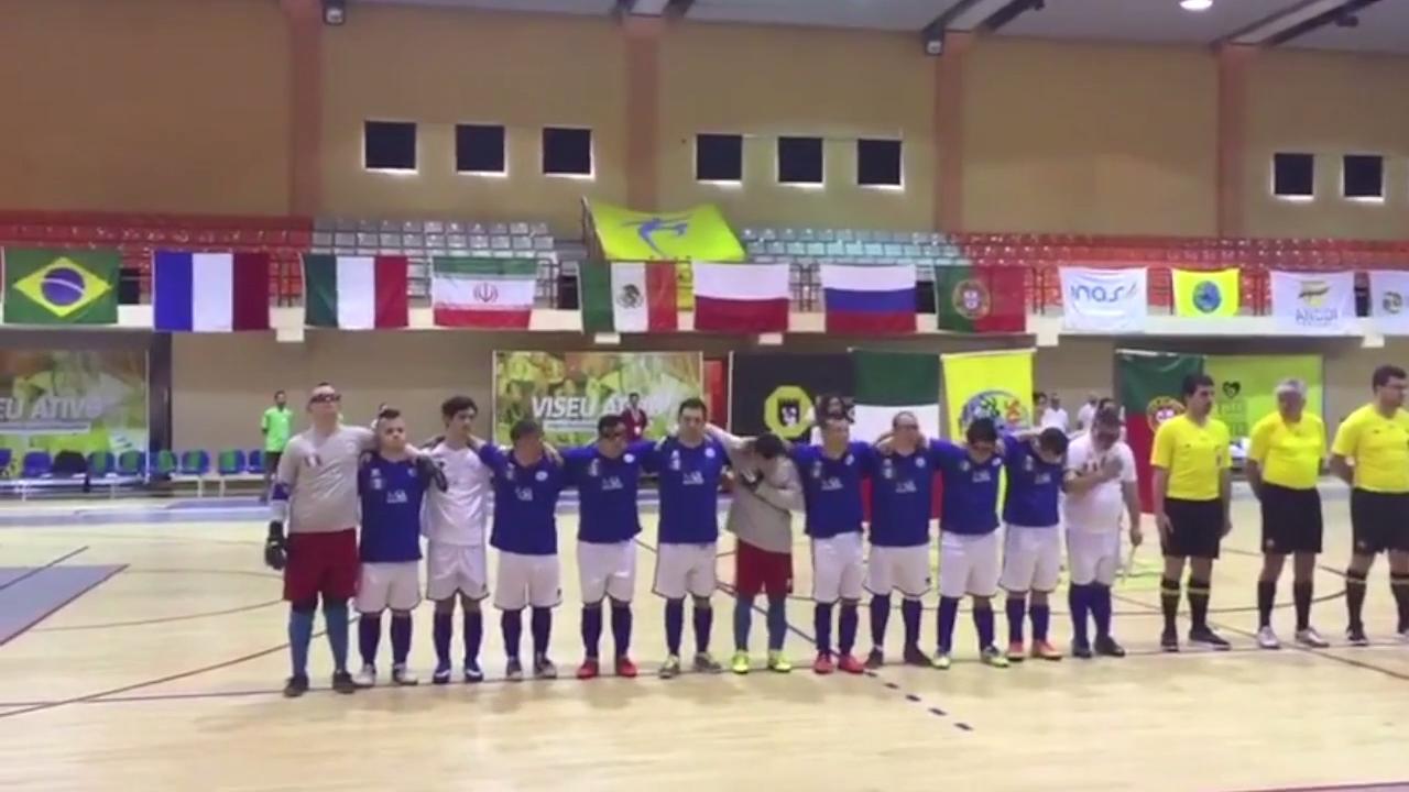 Italia campione ai Mondiali di calcio a 5 per ragazzi con la sindrome di Down
